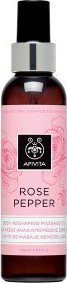 APIVITA Rose Pepper Body Remodeling Massage Oil 150ml