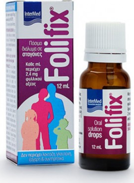 Intermed Folifix Drops 12ml