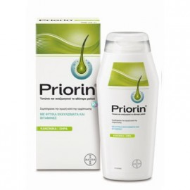 BAYER Priorin Shampoo Normal/dry 200ml