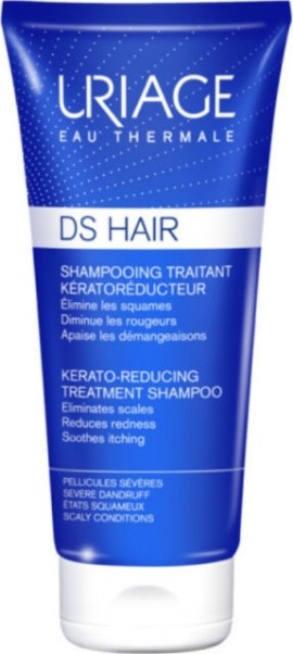 Uriage DS Hair Kerato-reducing Treatment Shampoo 150ml