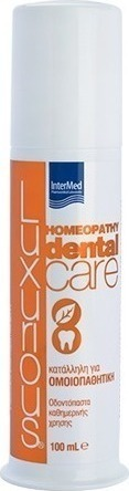 Intermed Luxurious Homeopathy Dental Care 100ml
