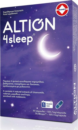 Altion 4Sleep 30 capsules