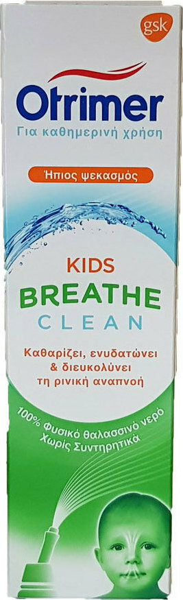 Otrimer Breathe Clean Niños 100ml