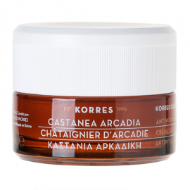 KORRES CASTANEA ARCADIA ANTIWRINKLE DAY CREAM DRY-VERY DRY SKIN 40ml