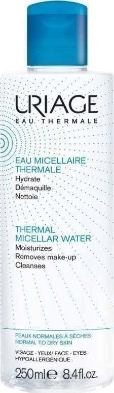 URIAGE Thermal Cleansing Micellar Water For Normal/dry Skin 250ml
