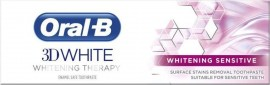 ORAL-B 3D White Whitening Therapy Sensitive 75ml