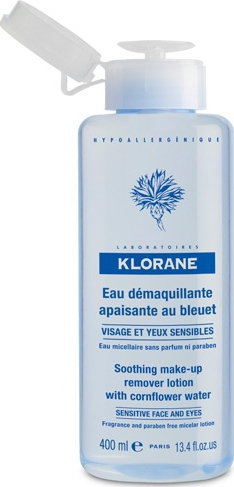KLORANE Eau Delaying Waterproof Bleuet 400ml
