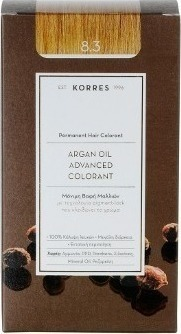 KORRES Argan Oil Advanced Colorant 8.3