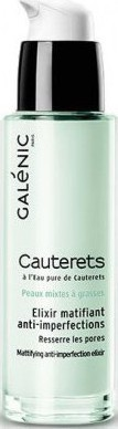 GALENIC Cauterets Elixir Matifiant Antiimperfections 30ml